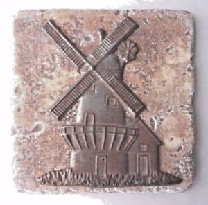 Plaster-cement-windmill-plastic-travertine-tile-mold-6-034-x-6-034-x-1-3-034
