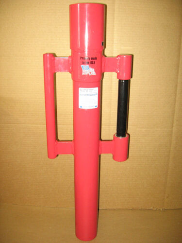 Pneumatic Fence Post Driving Tool for Small Projects PD-2 T-Posts