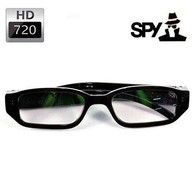 HD 720* 480  Spy Camera Glasses Hidden Eyewear DVR Video Recorder Cam Camcorder