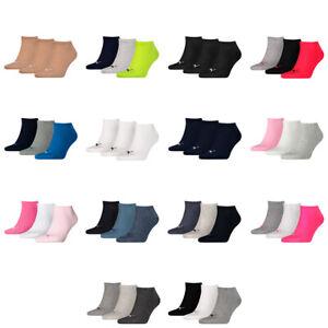 35-46 Unisex Kurzsocke Füßlinge 12 Paar Puma Lifestyle Sneaker Socken Gr