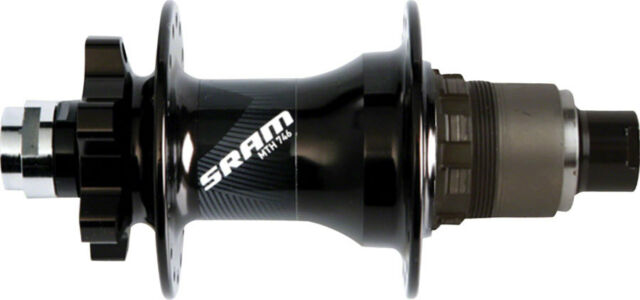 SRAM 746 X7 6-Bolt Disc 32H 12x148mm Boost Rear Hub with XD 11/12 Speed