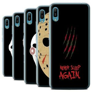 Gel-TPU-Case-for-Huawei-Y6-Prime-Pro-2019-Horror-Movie-Art