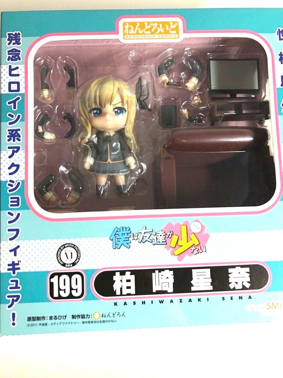 gratuito Shipping from Japan Authentic Nendoroid Sena Kashiwazaki Good Smile azienda