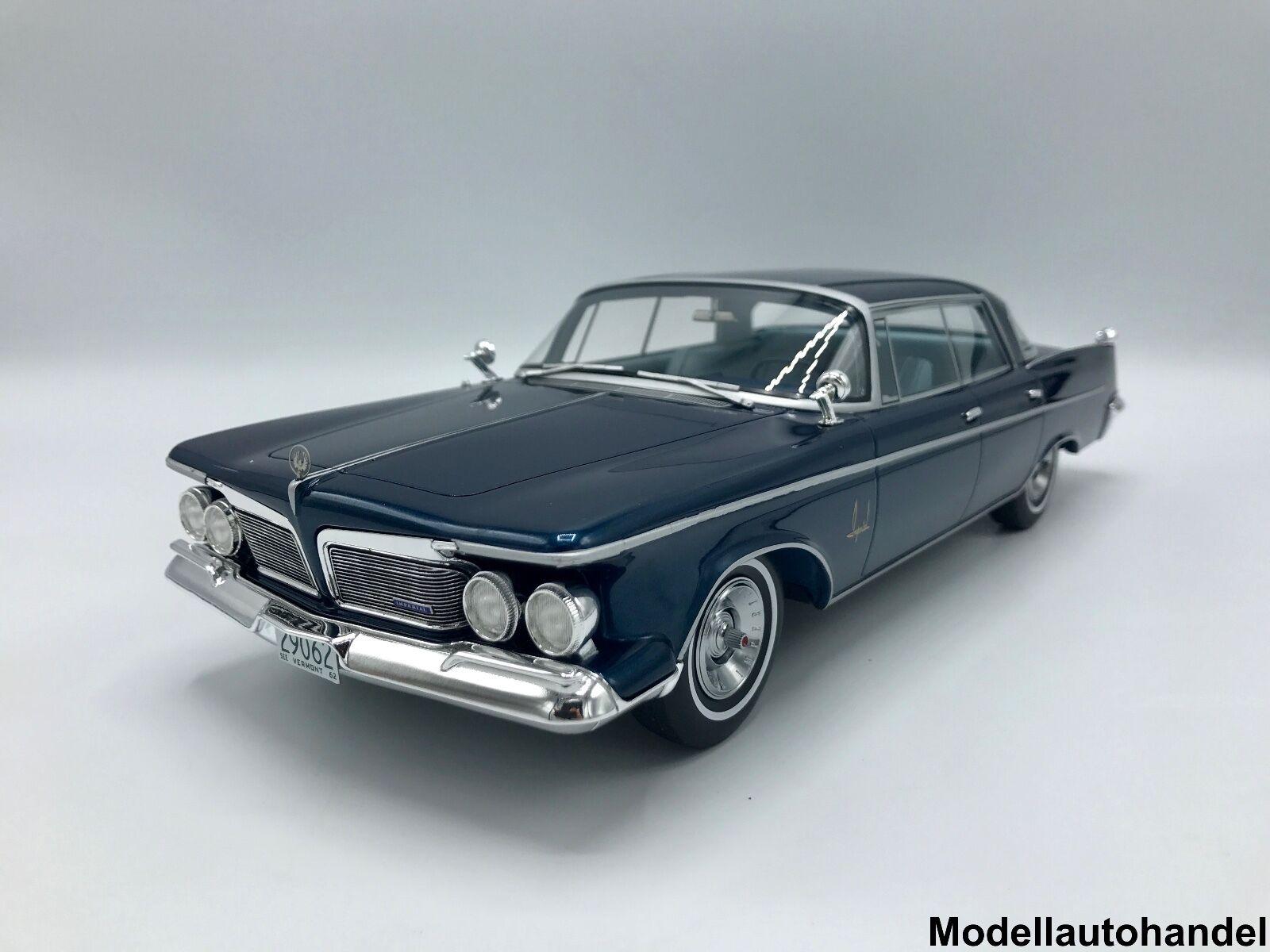 lo último Imperial crown southampton 4-door 1962 metallic-azul 1 18 bos bos bos     nuevo  A la venta con descuento del 70%.