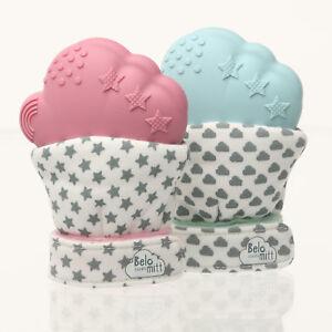 Belo Teething Mitt | Teething Glove For Babies 3-12 Months | Uk Brand Uk Tested-afficher Le Titre D'origine Ventes Pas ChèRes 50%