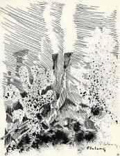 Pierre LELONG - TAUCHER - Handsignierte Druckgraphik auf ARCHES (S.COMPARAISONs)