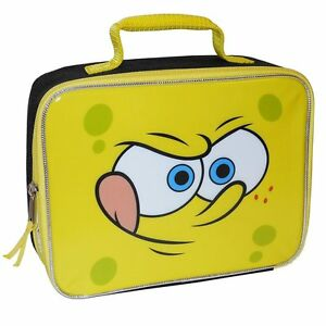 Spongebob Happy Times Lunch Box Brand New Licensed