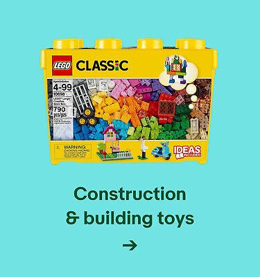 Construction & building toys