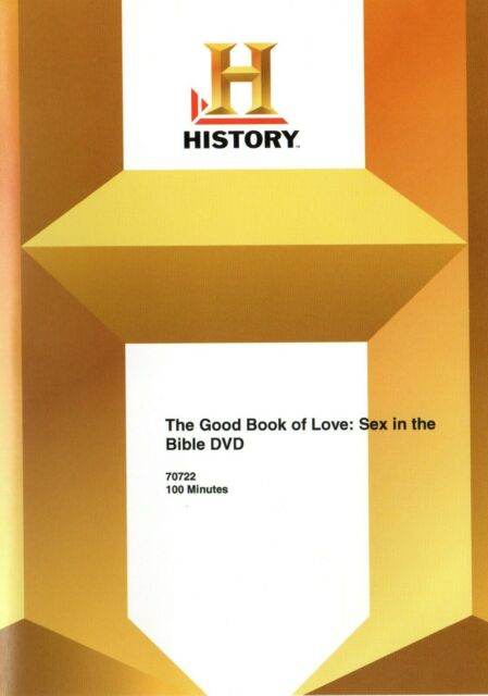The Good Book of Love: Sex in the Bible - DVD History Channel