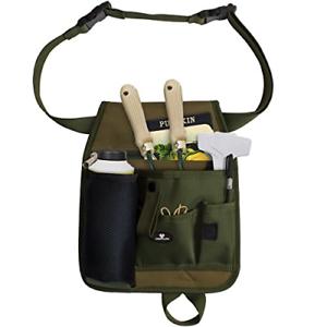 Case4Life Unisex Handy Garden Gardening Florist Waist Tool Belt Bag Pouch Holder