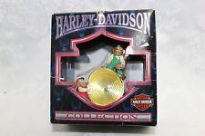 "Harley Davidson ""Head Lamp"" Ornament in Box"