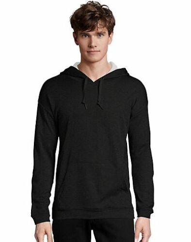 Hanes Sport Mens Performance Fleece Hoodie Sweatshirt Pullover lightweight S-2XL