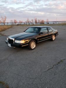 1990 Lincoln Mark Series LSC