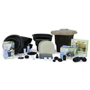Details About Aquascape Small Pond Kit 8 X 11 Aquasurge 3000 Pump