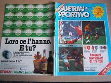 GUERIN SPORTIVO=N°14 1978=NO ALBUM MONDIALI 1978=POSTER MONDIALI=RENATO ZERO