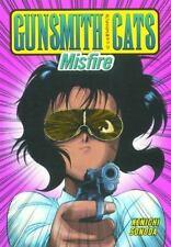 Gunsmith Cats: Misfire-ExLibrary