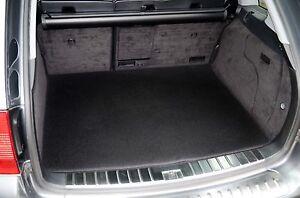 Vauxhall Vectra 2003-2008 Hatchback Tailored Boot Mat Carpet //Rubber