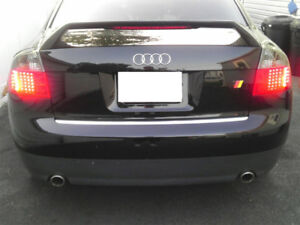 Details About DEPO No Error Red Clear LED Tail Rear Light For 2002 05 Audi A4 S4 B6 4D Sedan
