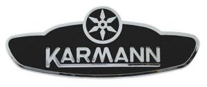 MAGGIOLONE-Cabrio-Karmann-EMBLEMA-LATERALE-MAGGIOLONE-Cabriolet-60-79