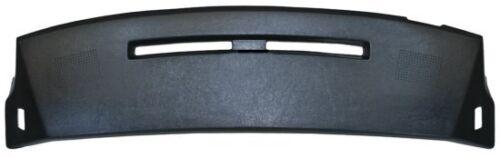 1982-1992 PONTIAC FIREBIRD TRANS AM BLACK PLASTIC DASH CAP COVER