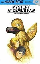 The Hardy Boys: Mystery at Devil's Paw 38 by Franklin W. Dixon (1959, Hardcover, Reprint)