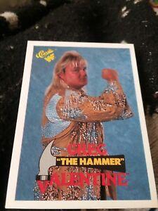 1990-Classic-WWF-33-Greg-The-Hammer-Valentine