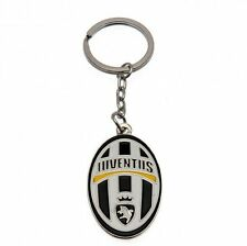Juventus F.C. Crest Keyring