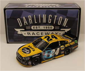 ROOKIE 2016 CHASE ELLIOTT DARLINGTON NAPA DC PROGRAM CAR 1 24 DIECAST
