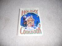 VINTAGE COOKBOOK-MIRIAM B. LOO'S HOLIDAY COOKBOOK