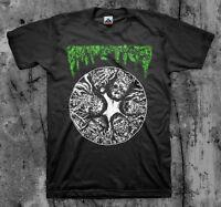 Impetigo 'anniversary' T Shirt (gore Grind Carcass Aborted Repulsion)