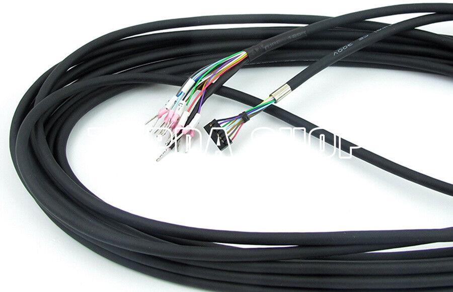 Heidenhain 289 440 05 Heidenhain Interface cables con conector 5 metros de largo