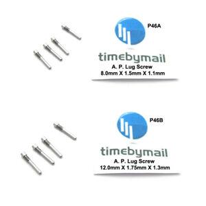 For-AUDEMARS-PIGUET-4X-Link-Screw-Pins-Watch-Strap-Band-Stainless-Steel-Part