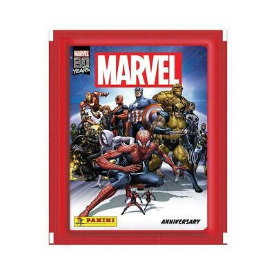 Panini sticker 69-80 años Marvel-Hybrid