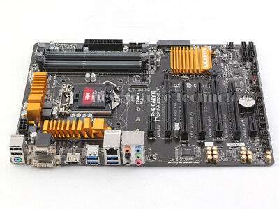 Gigabyte Ga Z97 D3h Lga 1150 Ddr3 Usb3 0 Intel Z97 Axt Hdmi Dvi D Motherboard 818313020543 Ebay