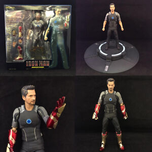 S-H-Figuarts-Iron-Man-3-Tony-Stark-With-Initial-Award-About-170Mm-Abs-New-F-S