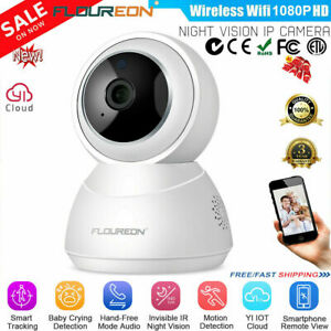 12V 2A 1080P IP Camera Outdoor Security Network P2P RTSP FTP Motion 36 IR Night