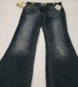 Jeans Bootcut Usa P51 Easy 29x32 Spænde Kvinder Natal Mek Størrelse Dnm 01qPI