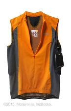 e3400564cf13d0 item 3 women s M cycling jersey sleeveless Cannondale LE Carbon SL orange  hidden zipper -women s M cycling jersey sleeveless Cannondale LE Carbon SL  orange ...