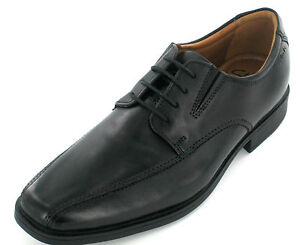 About Fittingr40a Clarks Shoes G Up Lace Walk Details Black Leather Men's Tilden srxhBCtdQ