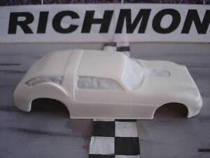Details about Pacer ProMod NHRA Drag Resin Body Kit 1/25 Flintstone