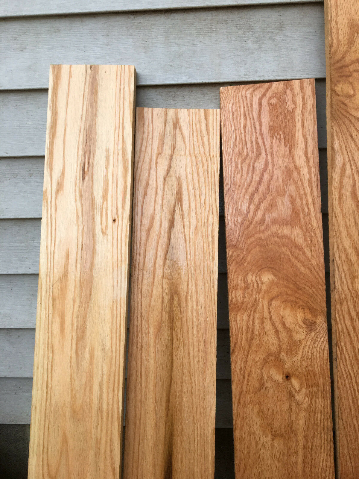 "CHERRY LUMBER 3//8/"" x 2-2.75/"" x 47/"" HARDWOOD THIN WOOD"