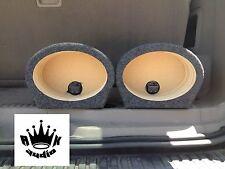 "6x9 6""x9"" SPEAKER BOXES SPEAKER ENCLOSURES COAXIAL CAR SPEAKER BOXES"