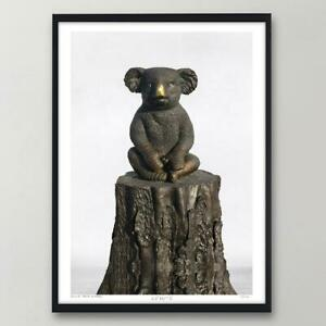 GILLIE-AND-MARC-direct-from-the-artists-limited-edition-print-Lewis-koala