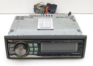 Autoradio-Alpine-cde-9881r-mp3-wma-sound-car-audio-spl-audiophile-stereo-macchin