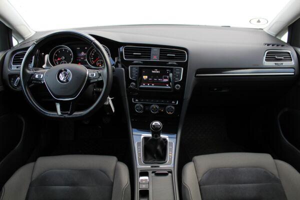 VW Golf VII 1,4 TSi 140 Highline Variant BMT - billede 5