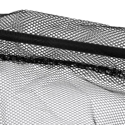 Aluminium Teleskop Kescher Fangen Und Release Netze Fliegenfischen Nylon