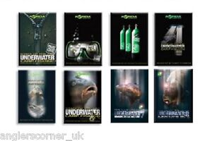 Korda Carp Fishing DVD - Underwater / All parts available