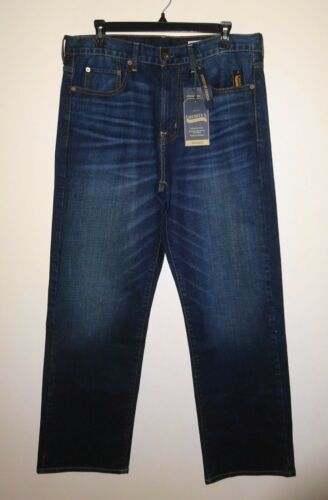 Premium Stretch Nwt Bleu Jeans Cremieux Coupe Indigo Denim 40x30 Relax Homme 4 ZqTUHwC
