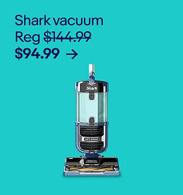 Shark vacuum $94.99
