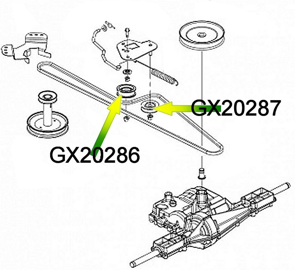 31 John Deere D130 Belt Diagram - Wiring Diagram Database